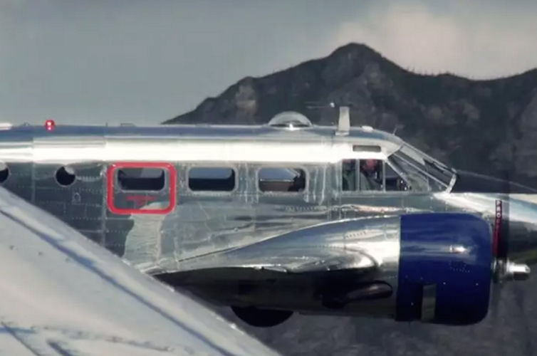 Classic Formation – Flying in Switzerland