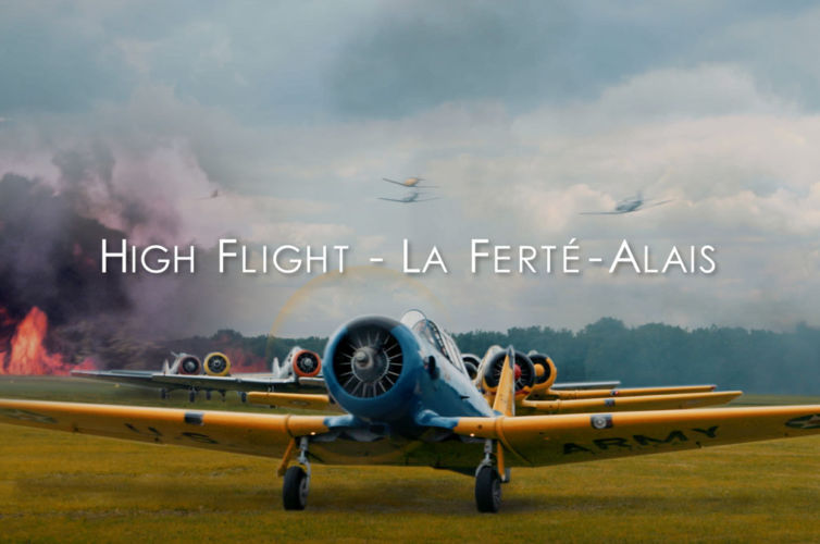 High Flight – La Ferté-Alais