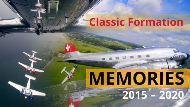 Classic Formation – MEMORIES 2015 – 2020