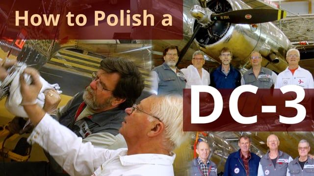 How to Polish a DC-3